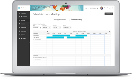 Event Meeting Management Software | Hubb